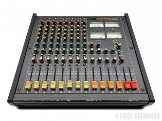 Tascam-M-208-Mixer-100v-SN490148-Cover-2