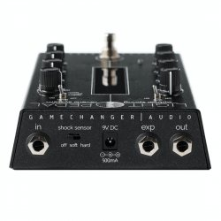 Gamechanger Audio Light Pedal – Optical Reverb
